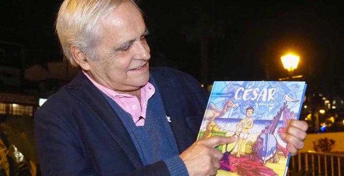Juan Cruz homenajea a César Manrique 'niño' en su último libro