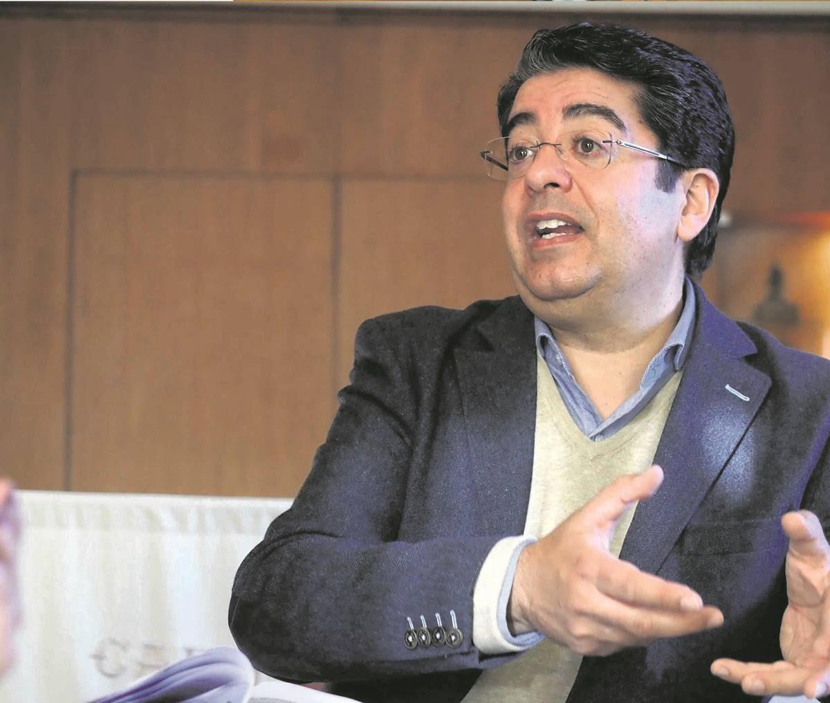 """Pedro Martín: """"En la Isla no estamos preparados para otra crisis de los cayucos; necesitamos la ayuda del Estado"""""""