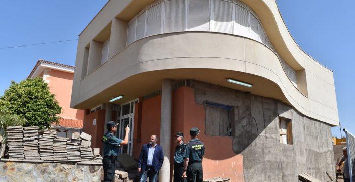 Radazul logra su histórica reivindicación de contar con cuartel de la Guardia Civil