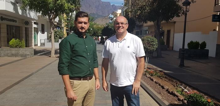 Robert Nazco se incorpora a la dirección ejecutiva del PSOE de La Palma