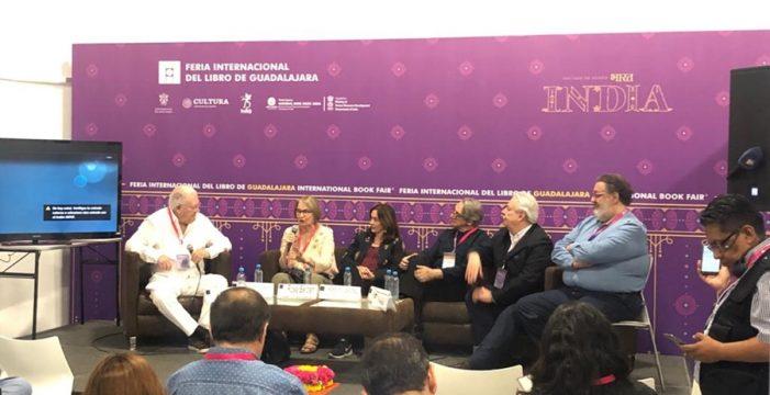 La Cátedra Vargas Llosa presenta el Festival Hispanoamericano de Escritores de Los Llanos en la FIL de Guadalajara, México