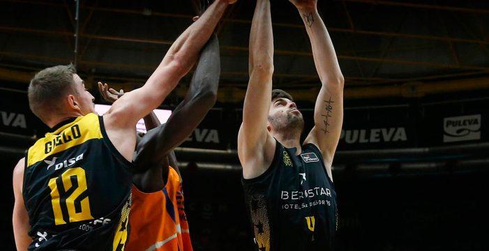 El Iberostar Tenerife no puede contra el Valencia Basket (98-91)