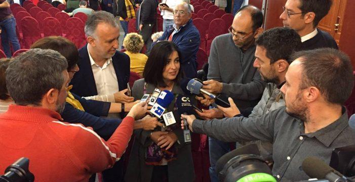 Carolina Darias, nueva ministra de Política Territorial y Función Pública