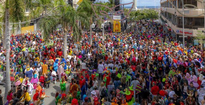 El Carnaval, con el fin de semana más largo de su historia, calienta motores