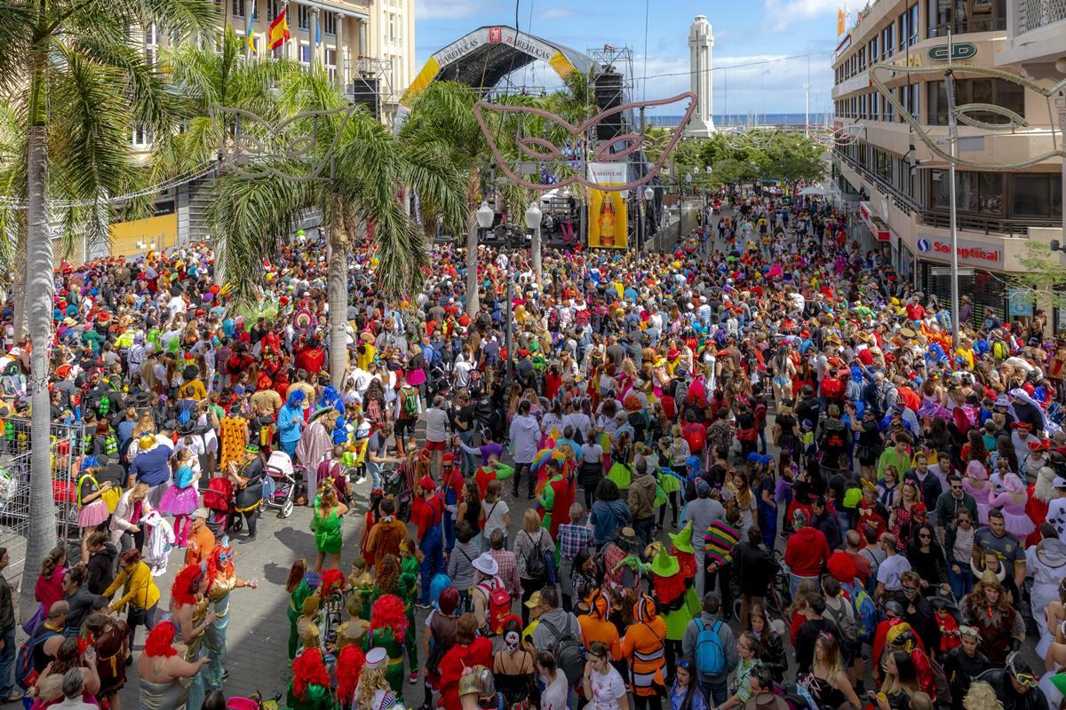 Carnaval de Día. DA