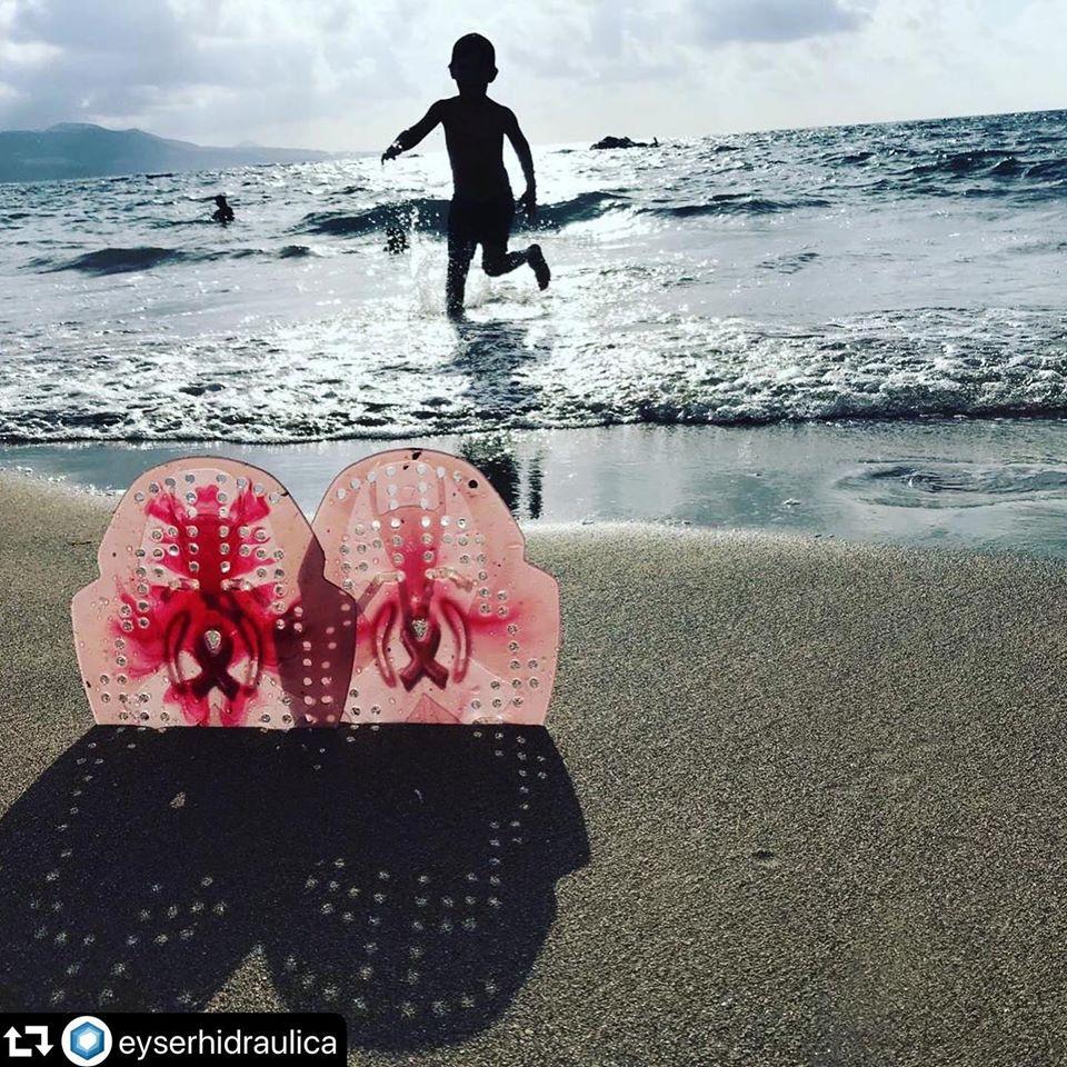 Precious Plastic Tenerife elabora objetos con plástico reciclado. | FOTO: Precious Plastic Tenerife