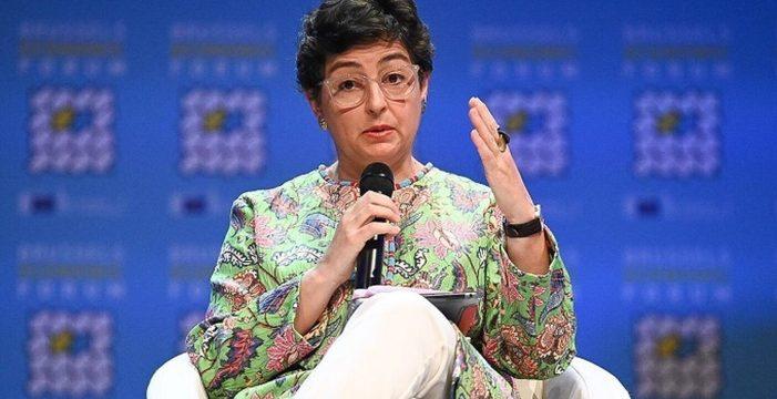 Arancha González Laya viaja a Marruecos tras la aprobación de los límites marítimos