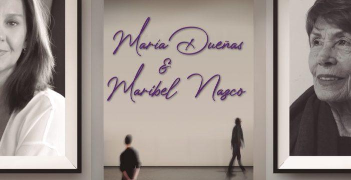 Maribel Nazco y María Dueñas, mujeres referentes de la cultura, protagonistas del Arona de las Artes y las Letras