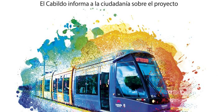 La Laguna acoge este lunes la primera reunión informativa sobre el proyecto de ampliación del tranvía