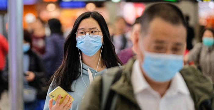 La OMS, preocupada por el contagio de coronavirus entre personas que no han estado en china
