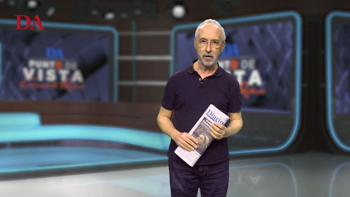 Carmelo Rivero en el Punto de Vista. DAMedia