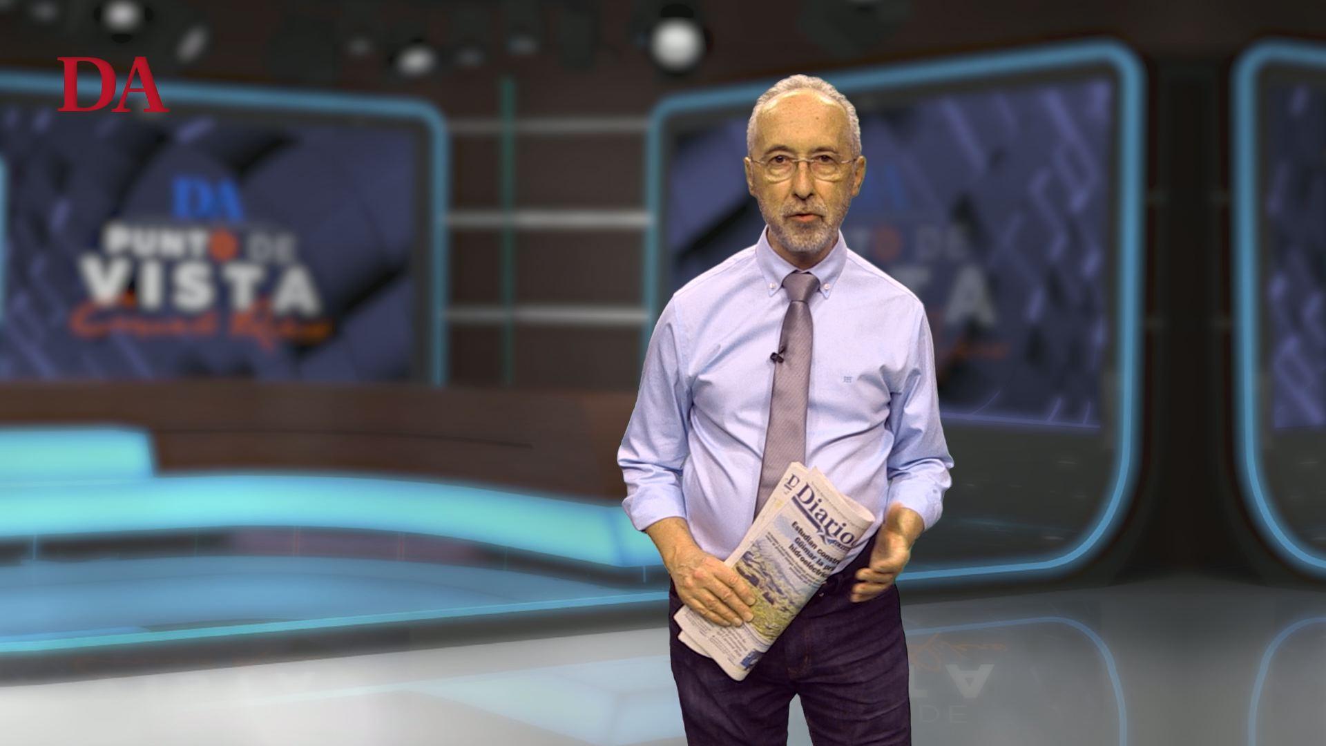 """""""El coronavirus ocupa ahora todas nuestras preocupaciones"""", en el Punto de Vista con Carmelo Rivero"""