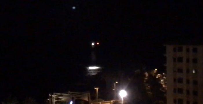 ¿Qué busca este helicóptero frente a la costa tinerfeña en estos momentos?