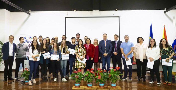 Los mejores alumnos y alumnas de Formación Profesional reciben su reconocimiento