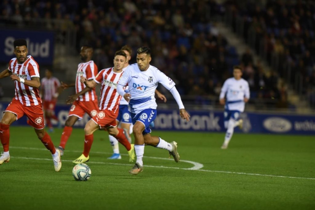 Nahuel, en la acción del gol SERGIO MÉNDEZ