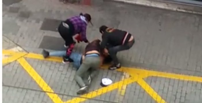 """""""Esto es insostenible"""": nueva pelea a plena luz del día en el centro de Santa Cruz de Tenerife"""