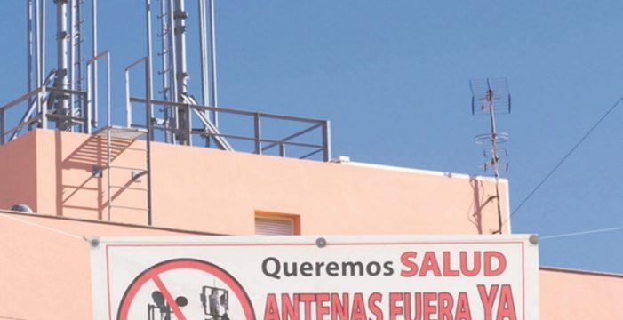 El Coromoto, 'en pie de guerra' contra las antenas
