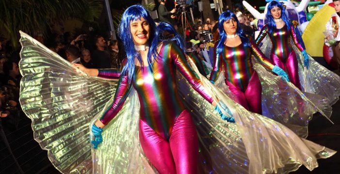 La Gran Cabalgata de Reyes en Santa Cruz de Tenerife, en imágenes