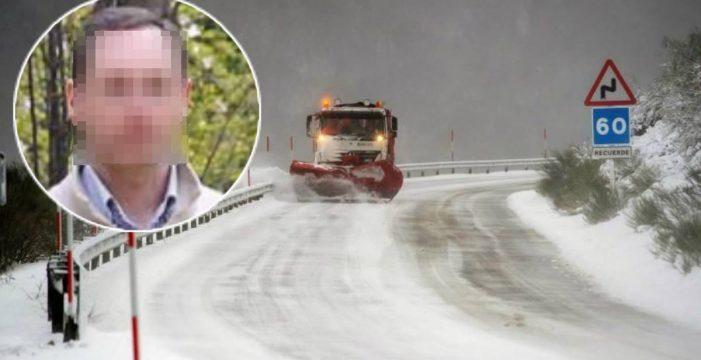 El terrible viaje de Misael y su familia a la nieve