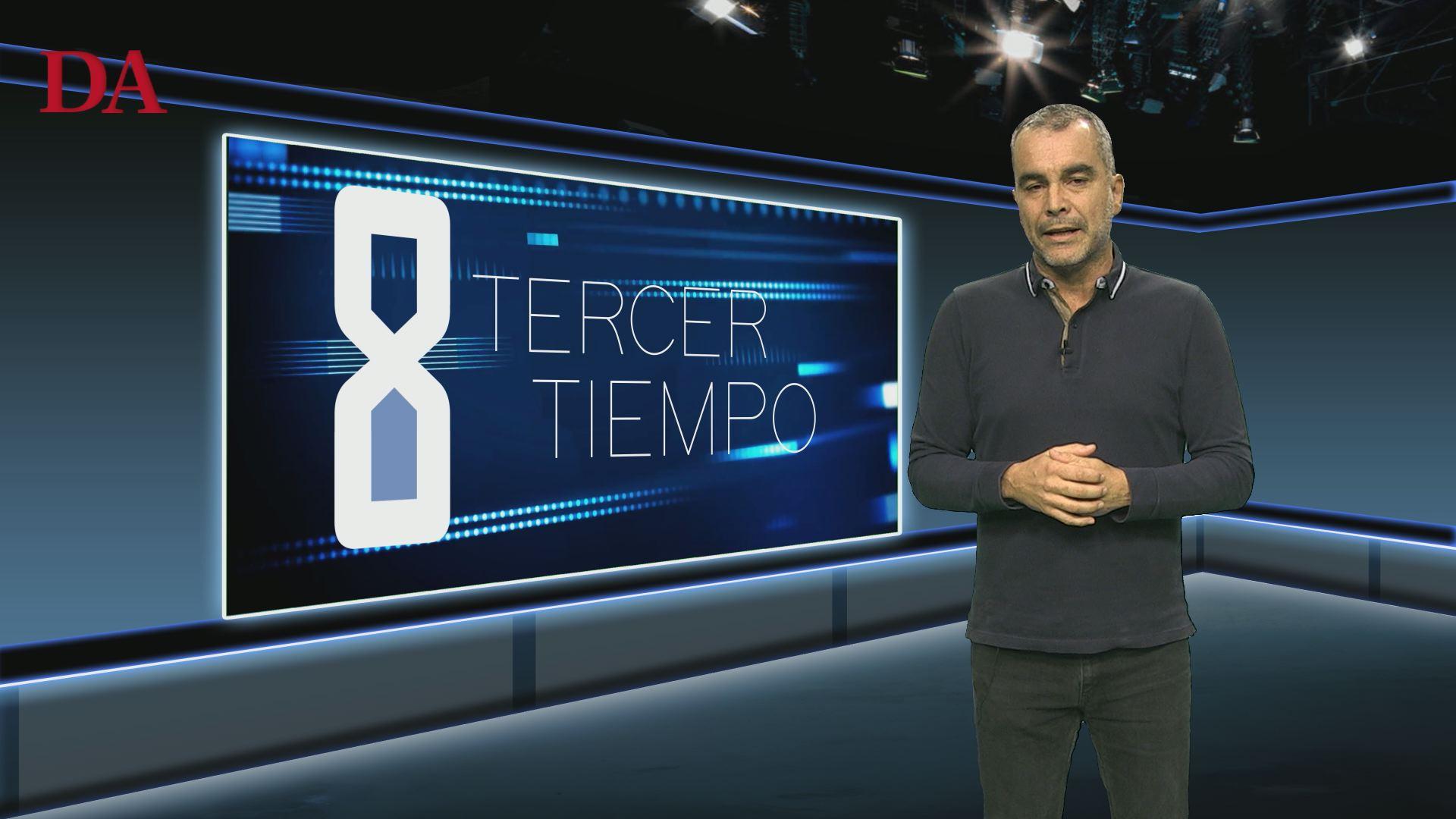 El Tercer Tiempo del 8 de enero de 2020, con Jaime Pérez Llombet