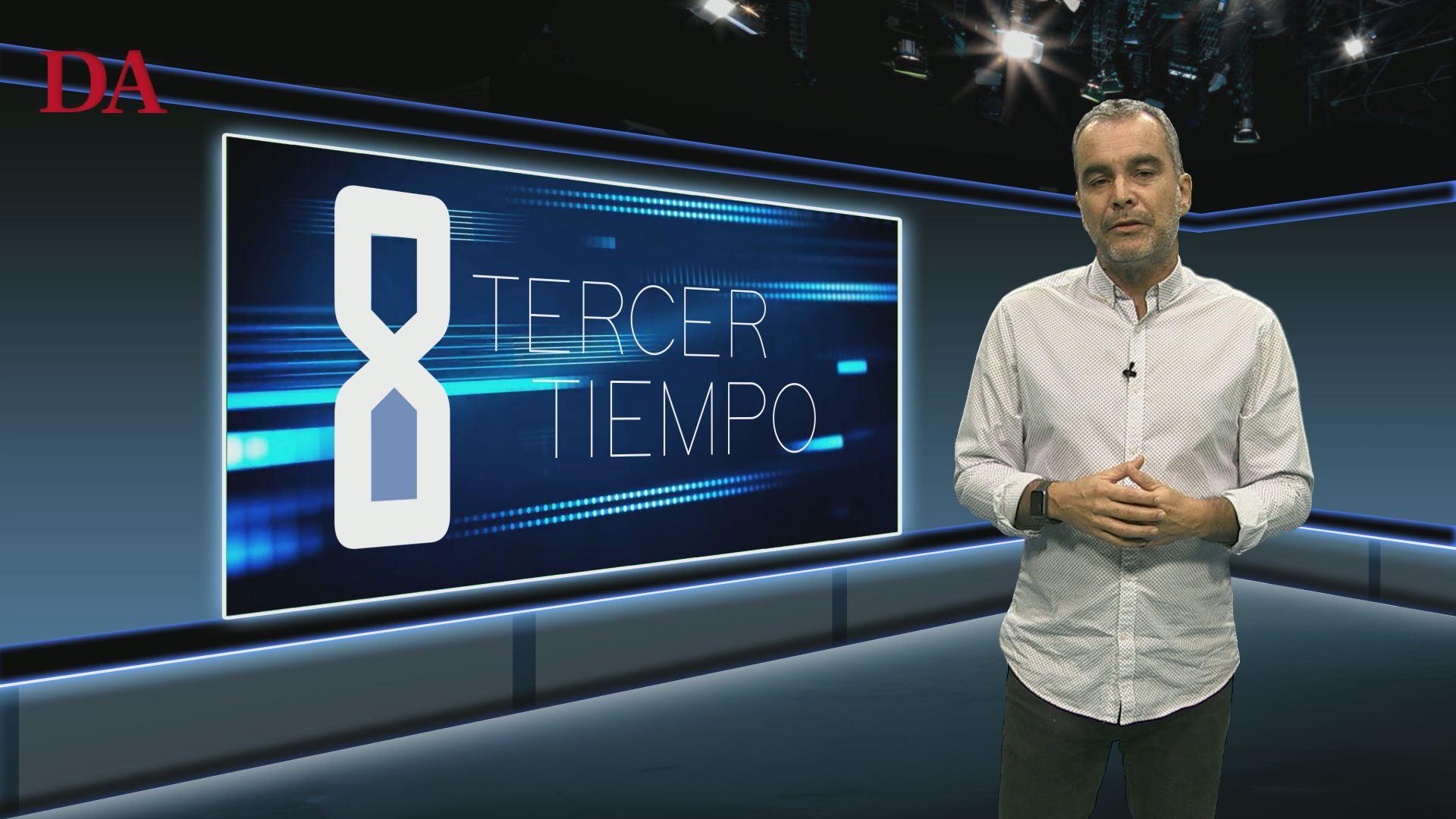 El Tercer Tiempo del 22 de enero de 2020, con Jaime Pérez Llombet