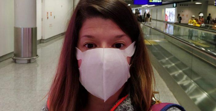 Tinerfeños afincados en China: así viven con la amenaza del coronavirus