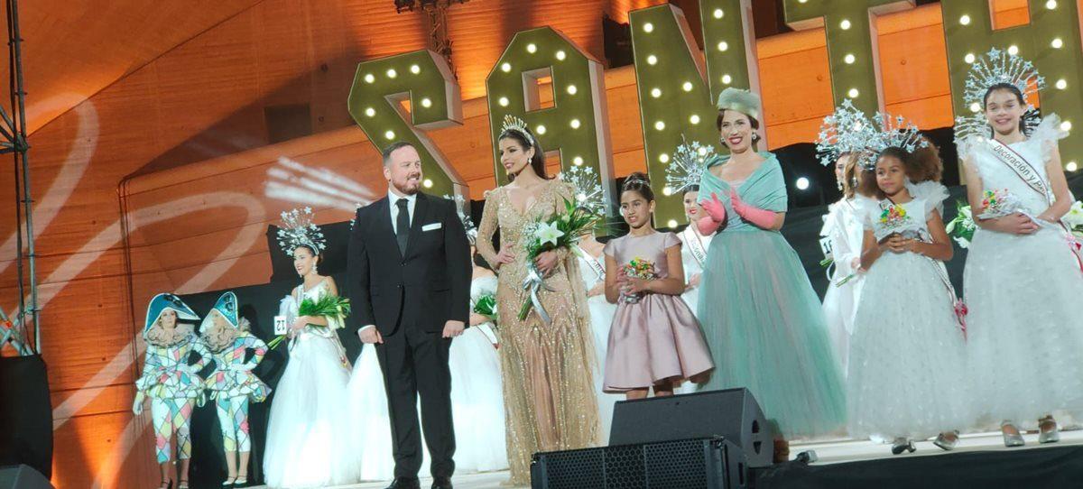 Mily Reyes, candidata del DIARIO y Tu Alteza a Reina del Carnaval, saldrá en el quinto lugar en la gala