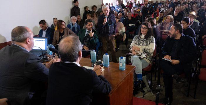 """Pedro Martín afirma que la """"última palabra"""" sobre el tranvía la tendrá La Laguna"""