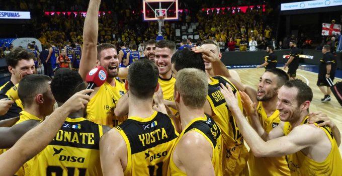 La Basketball Champions League tendrá 'F8' en octubre de 2020