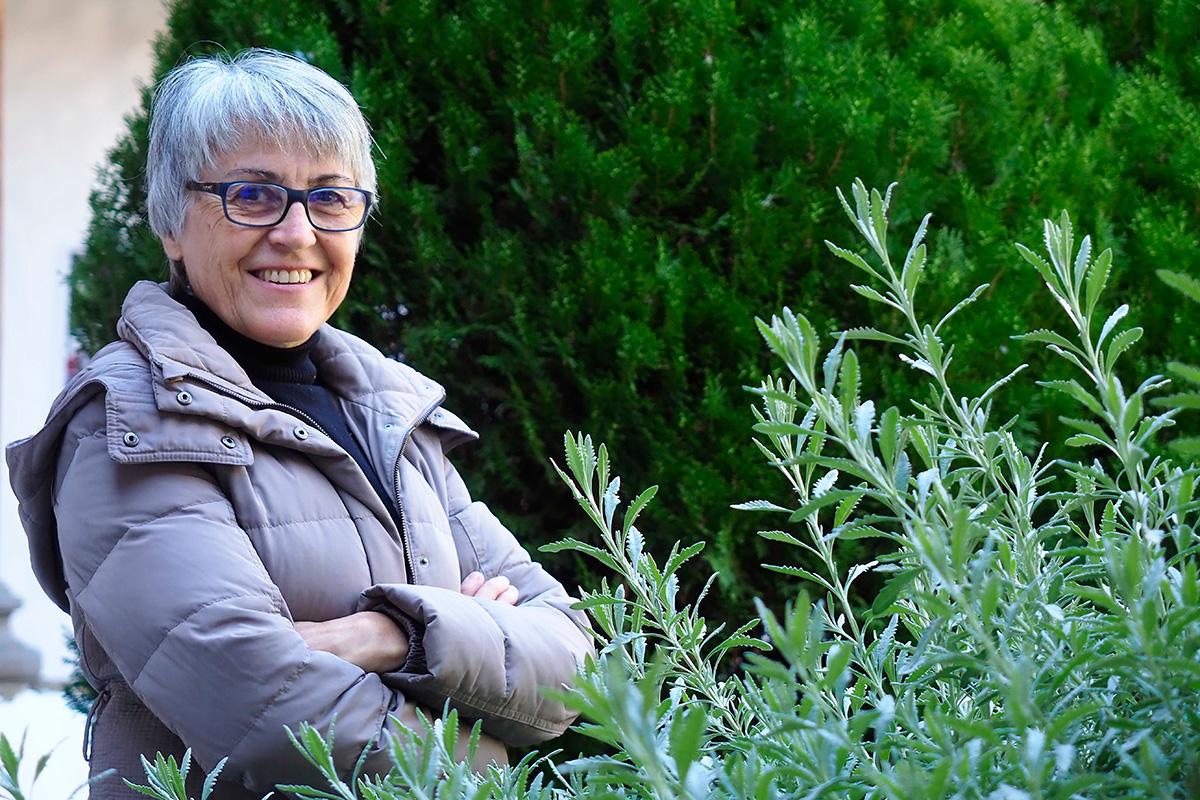 Carmela Díaz, concejal de Medio Ambiente y Sostenibilidad del Ayuntamiento de Tacoronte