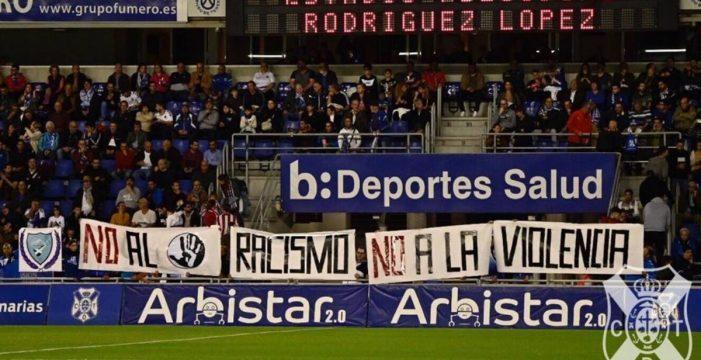 El Heliodoro Rodríguez López ruge contra el racismo y la violencia