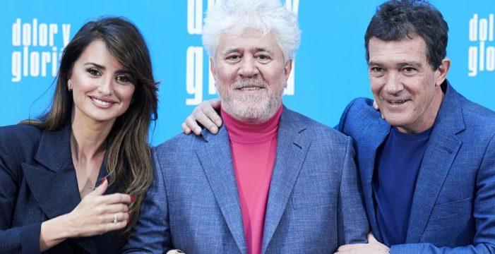 España regresa a los Oscar con 'Dolor y Gloria', Antonio Banderas y 'Klaus'