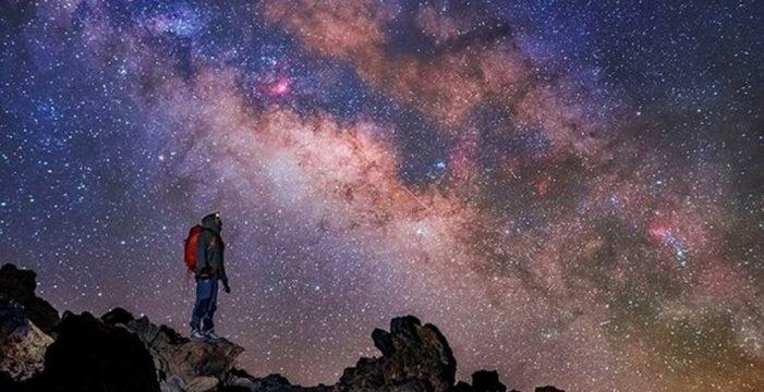La Vía Láctea sobre Canarias: el impresionante cielo nocturno de las Islas