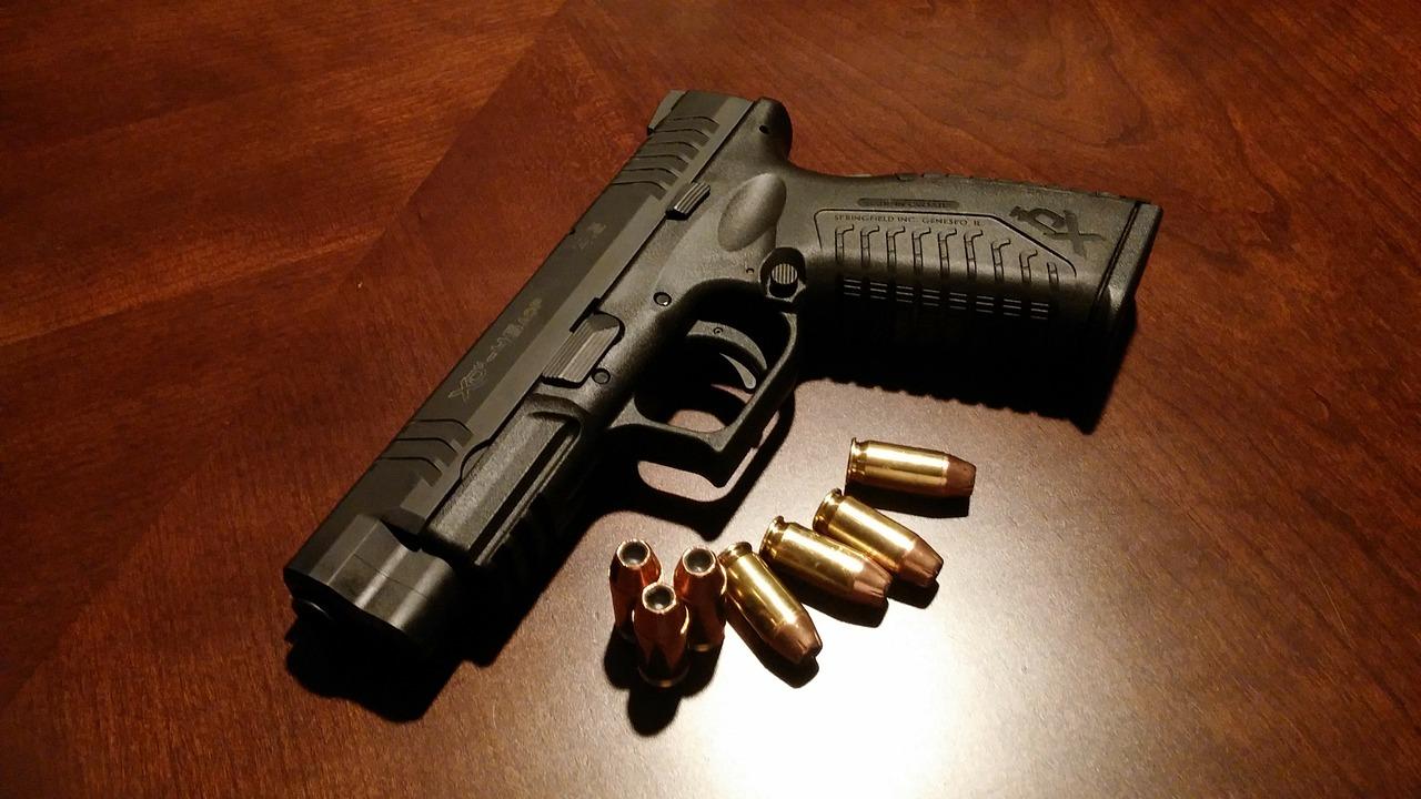Pistola. Pixabay