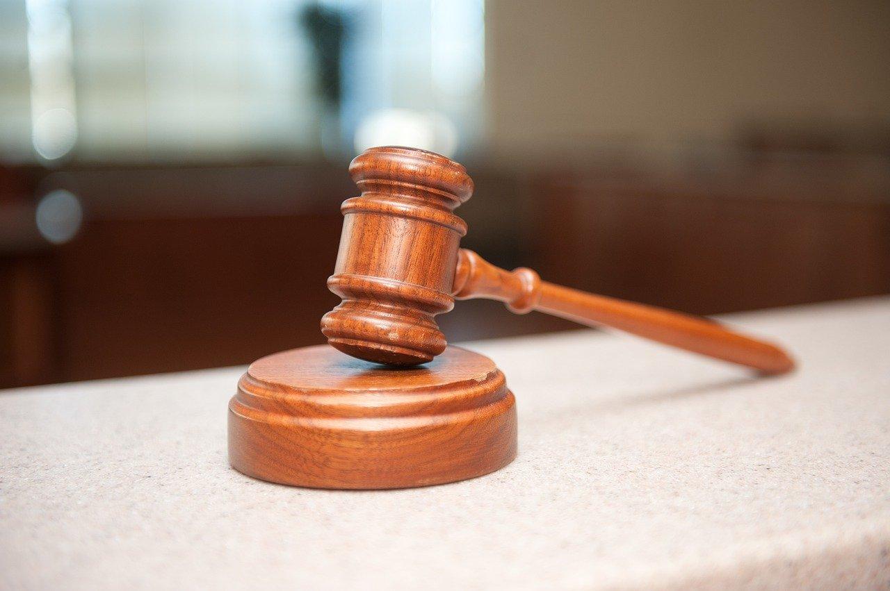 Foto de recurso de un juicio. Pixabay