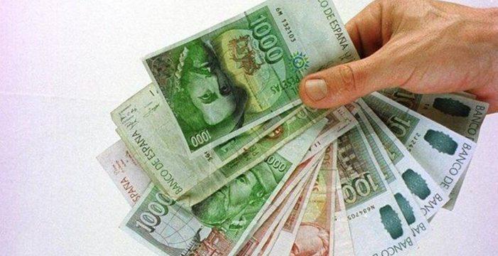 En diciembre de 2020 termina el plazo para canjear pesetas por euros