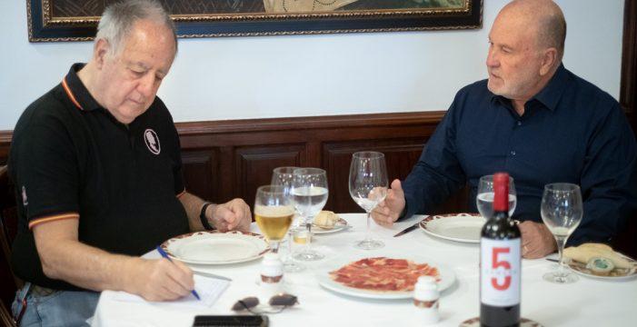 """Aurelio González: """"En el Gobierno de Fernando Clavijo faltó sensibilidad nacionalista"""""""
