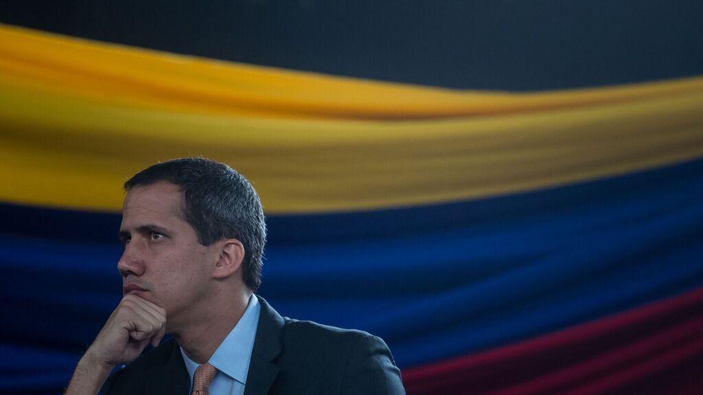 Juan Guaidó. DA