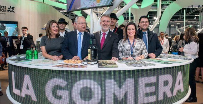 La Gomera, destino de excelencia en Turismo Activo en Fitur