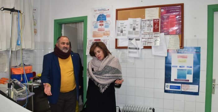 El Rosario aspira a lograr una Zona Básica de Salud independiente de La Laguna