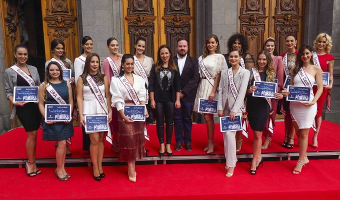La presentación oficial de las candidatas abre el Carnaval 2020