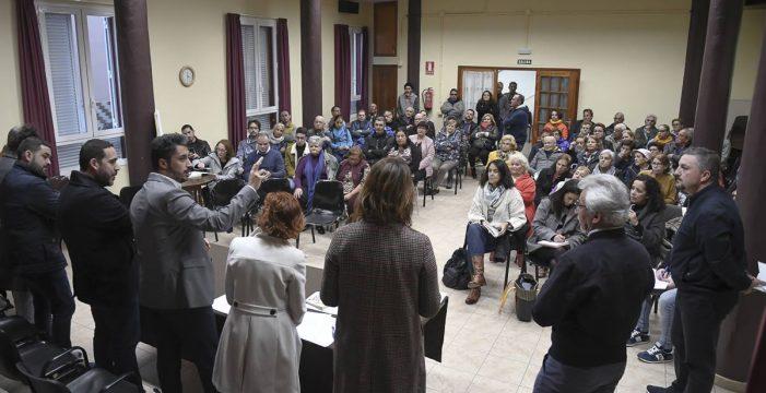 El Ayuntamiento negocia la compra de la antigua fábrica de galletas de Barrio Nuevo