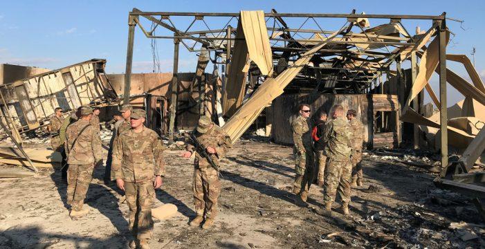 Las secuelas de 34 soldados heridos por Irán que Trump quiere ignorar