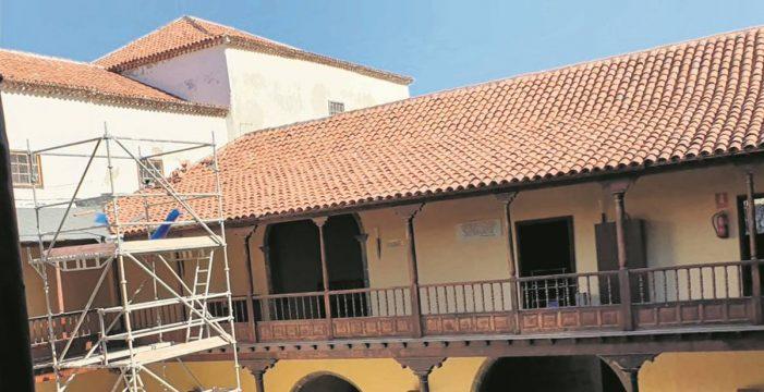 El informe de Patrimonio revela que la cripta del antiguo convento tiene dos entradas
