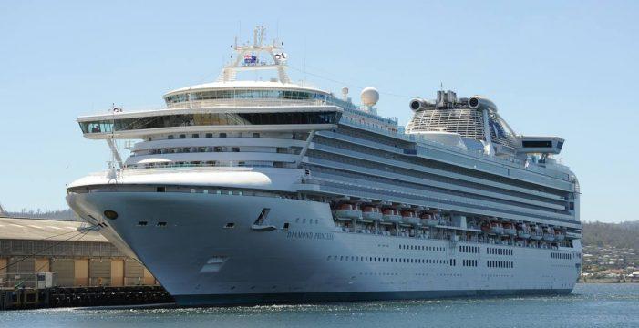 El crucero 'Diamond Princess' registra ya 70 casos de coronavirus, el foco más grande fuera de China