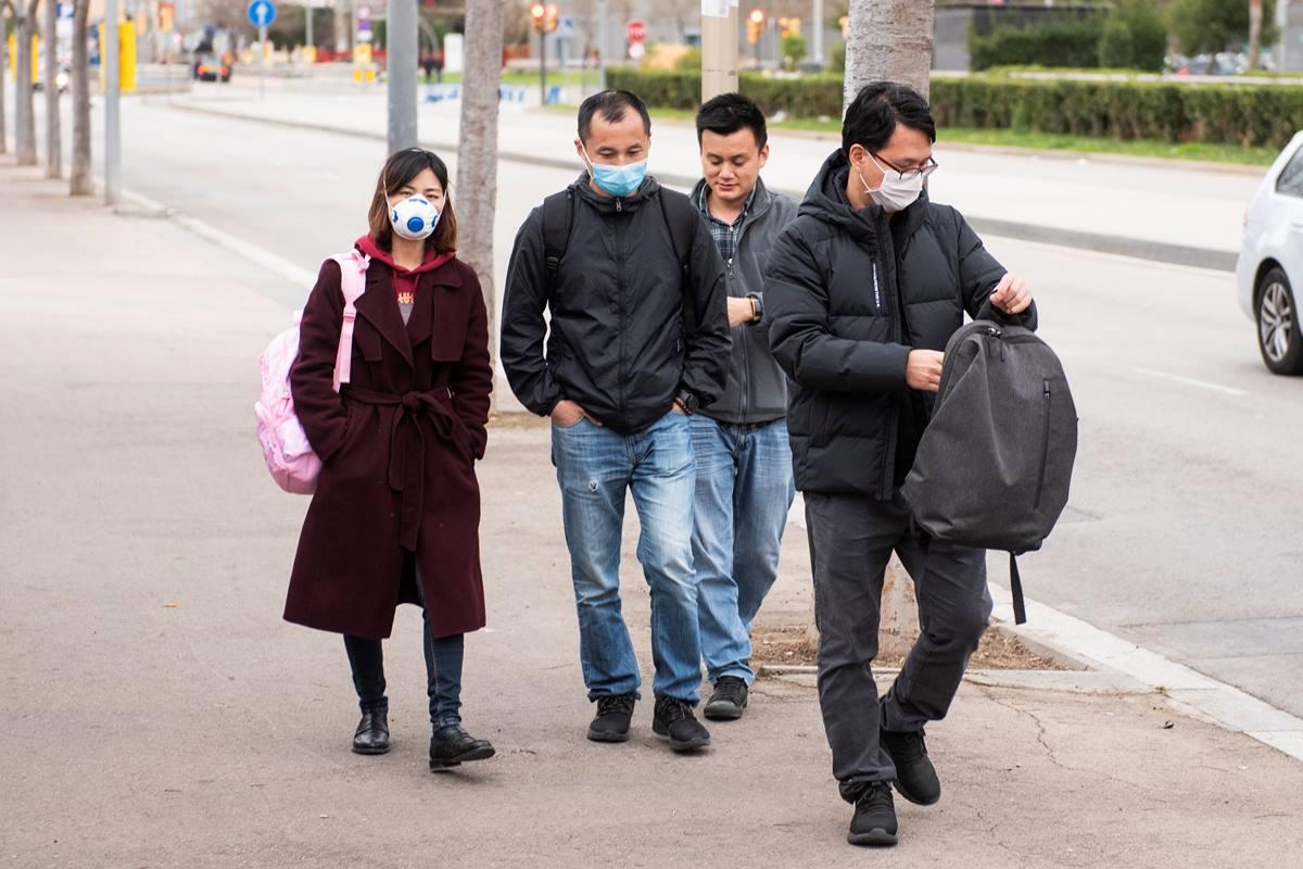 Cancelan el Mobile de Barcelona tras las bajas de empresas por el coronavirus . DA