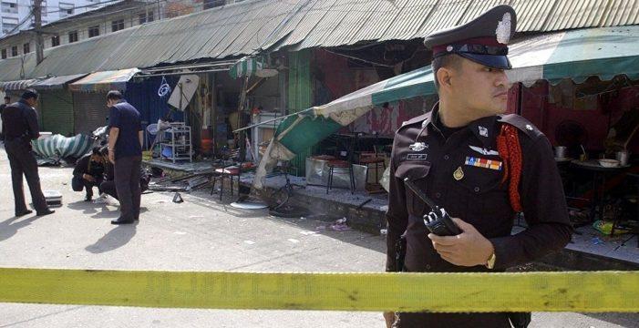 El militar atrincherado en un centro comercial de Tailandia mata a un soldado de las fuerzas especiales