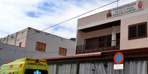 La colombiana, positivo en Valle Gran Rey, estuvo tres días en contacto con nueve ancianos