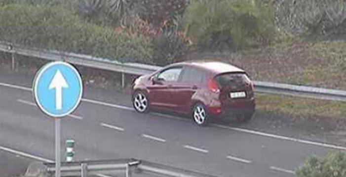 Accidentes, incendio de un camión y retenciones en las carreteras de Tenerife desde primera hora de la mañana