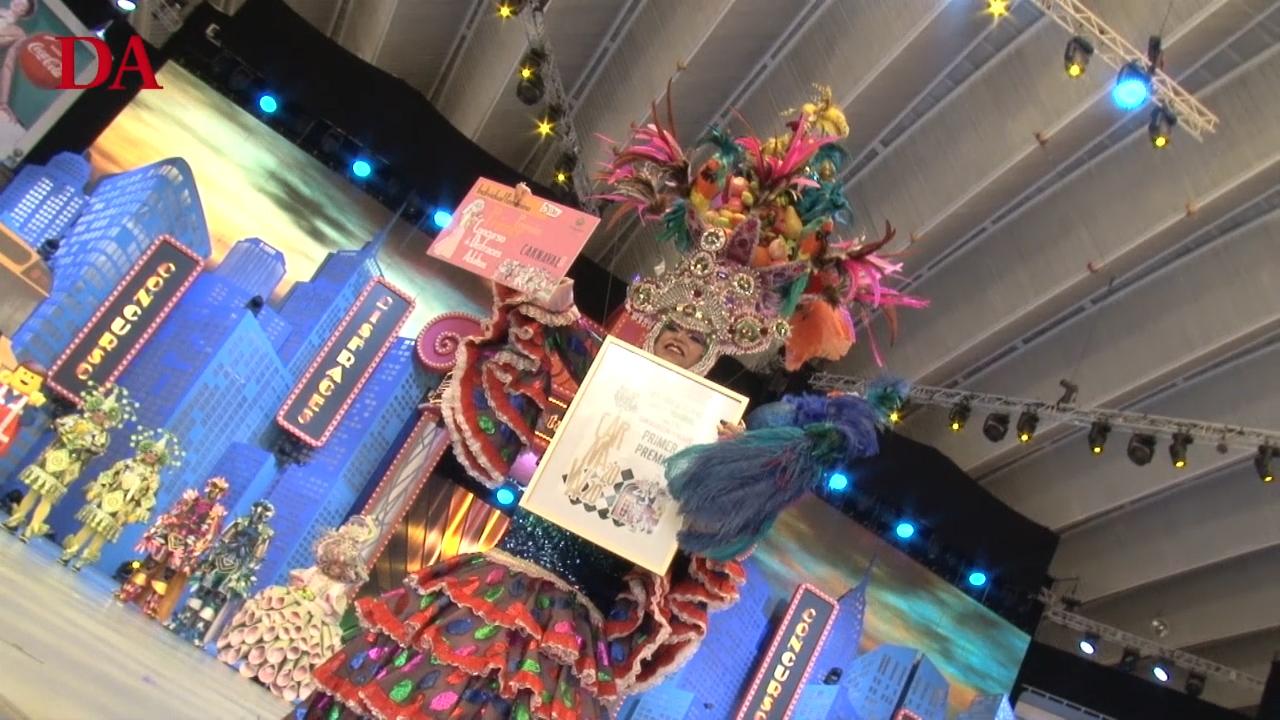 Así fue el concurso de disfraces del Carnaval de Santa Cruz de Tenerife